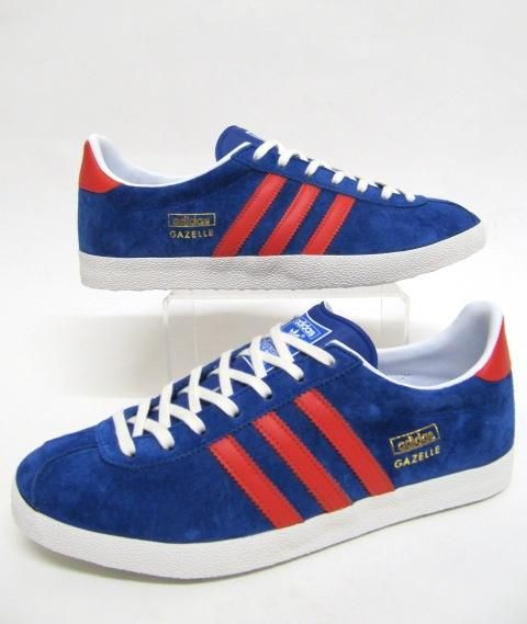 adidas gazelle indoor blue and red adidas gazelle 20 blue kids