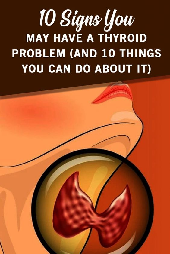 Right here are the ten most important symptoms of hypothyroidism and what to do about it.