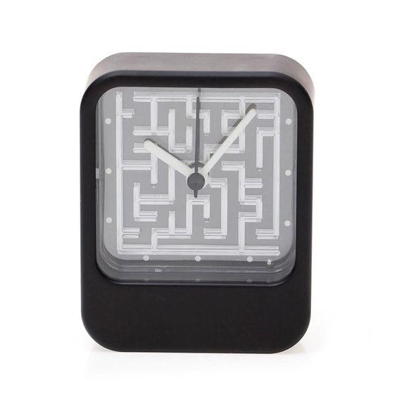 Relógio Labirinto