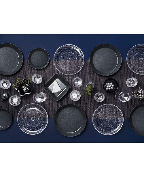 Iittala Dinnerware Teema Dotted Gray Collection Reviews Dinnerware Dining Macy S In 2021 Ceramics Bowls Designs Dinnerware Dinnerware Inspiration