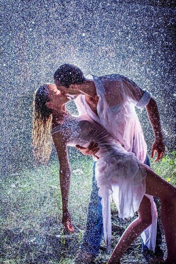 ... Dancing in the Rain