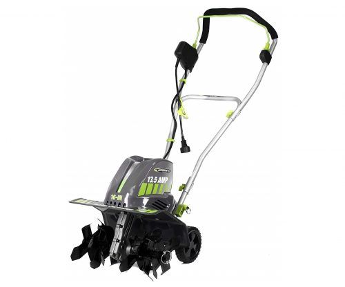 Best Electric Garden Tillers Reviews And Buying Guides Electric Tiller Earthwise Tiller