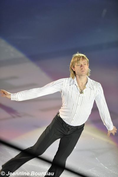 THE GREAT EVGENI PLUSHENKO