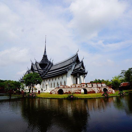 Thailand, ancient city