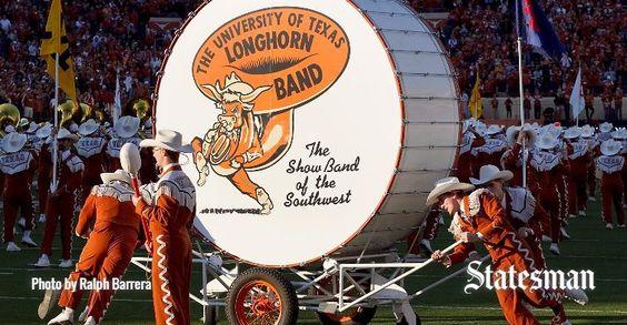 Texas Longhorns Band!