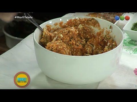 Croquetas de Calabaza y ensalada de verdes - Morfi