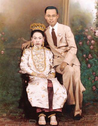 Người Peranakan là hậu duệ của người Trung Quốc và người bản địa Singapore