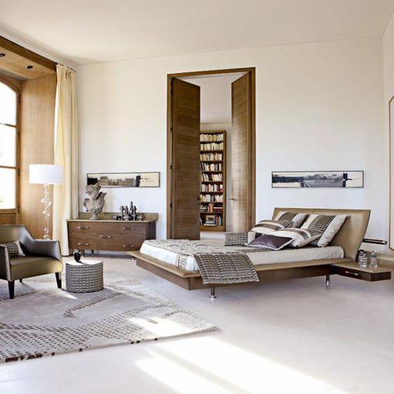 Roche bobois bedroom rochebobois habitacion cama camamoderna habitacionm - La roche bobois soldes ...
