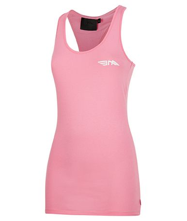 Ladies Classic Vest Pink - Be An Athlete | FIT and Flirty #absolutelychic #FITandFlirty