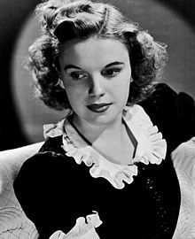 Judy Garland (born Frances Ethel Gumm; 1922 – 1969)   ---------She was nominated for the Academy Award for Best Actress for her role in the remake of A Star is Born and for Best Supporting Actress for her performance in the 1961 film, Judgment at Nuremberg. At 39 years of age, she remains the youngest recipient of the Cecil B. DeMille Award for lifetime achievement in the motion picture industry.  In 1999, the AFI placed her among the ten greatest female stars in the history of American…