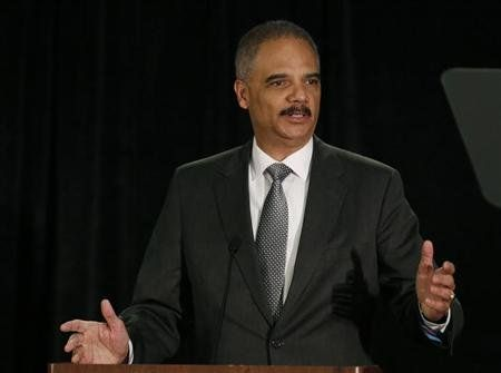 Attorney general says racial equality threatened in subtle ways. What about minority public racial utterances? From so called minority 'leaders'? So teachers fight to get into inner city schools? Hazard areas rate hazardous pay.What about equality for all not just racial? Again promoting the adversarial system. Compare to KKK 20s/30s, w/roles reversed.Hazard areas rate hazardous pay. What about just equality for all as opposed to 'racial' equality?