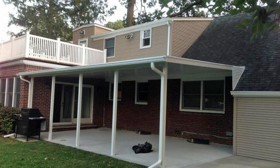 Insulated Roofs Insulated Sandwich Panels Are Great For Patio Covers Screen Rooms Sunrooms Carports And Other Exterior Covered Patio Patio Insulated Panels