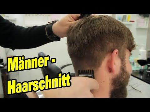 Haare Schneiden Bei Mannern Haarschnitt Mit Maschine Haare Schneiden Manner Haare Schneiden Haarschnitt Manner