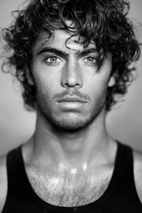 Pierre Louis Costes (model? Athlete? Actor? No matter)