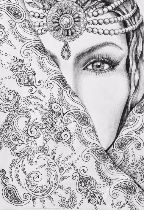 Pin On Pencil Drawings Awesome Coloring