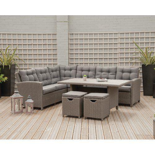 Kirch 5 Seater Corner Sofa Set Corner Sofa Set Corner Sofa With Cushions Sofa Set