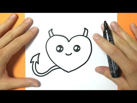 Comment Dessiner Pasteques Kawaii Etape Par Etape Dessins Kawaii Facile Youtube Comment Dessiner Un Coeur Dessin Coeur Dessin Kawaii