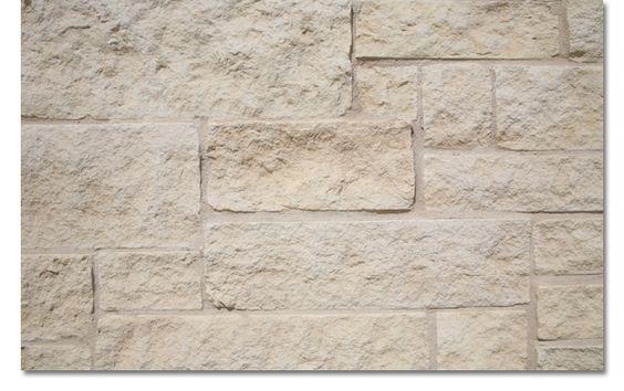 Limestone Capitol Products Austin Cream Stone Patterns