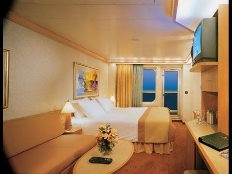 Cruise Ship Balcony Carnival Miracle Rooms