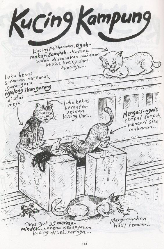 Kucing Kampung (Benny and Mice)