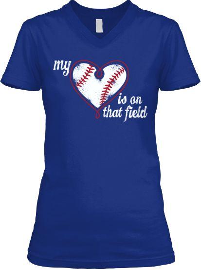Super cute for baseball moms! !!❤️