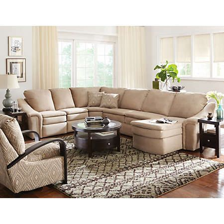 Best Stewart Ii Collection Sectionals Living Rooms Art 400 x 300