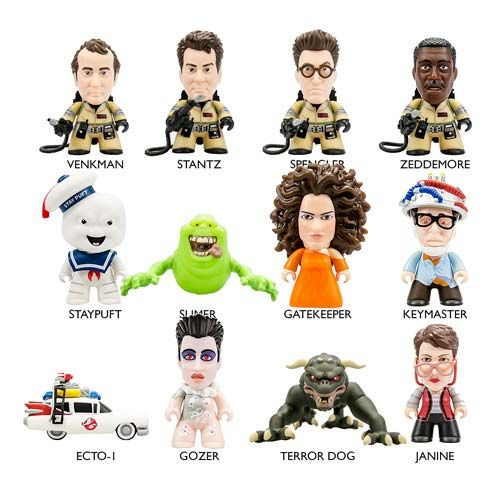 Ghostbusters Titans Collection Random Mini Figure Coming