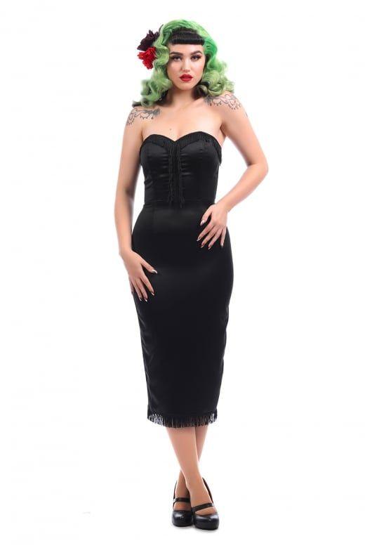 Collectif Mainline Loren Pencil Dress   Vintage pencil dress