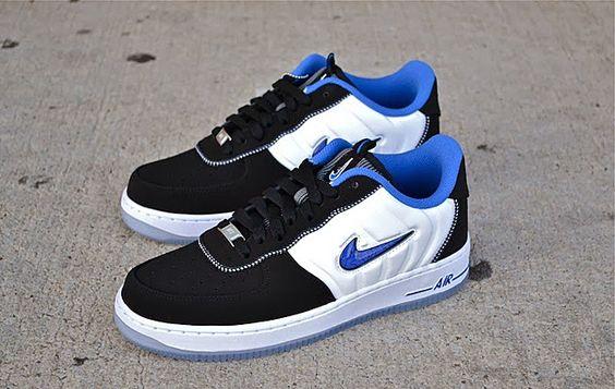 nike air force 1 black white lebron james 2014 shoes