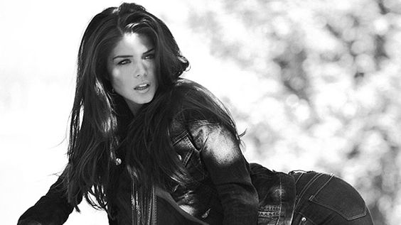 Marie avgeropoulos, The 100 and Big hair on Pinterest