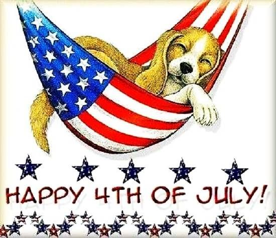 happy 4th of july images snoopy