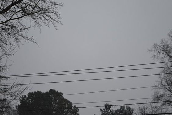 This is the #photo used to create the JTA0011 #art series. It was taken after a #snowstorm in #Salisbury, #NorthCarolina with a #Nikon D3300 DSLR camera to capture the contrast of dark shadows against the grey sky. - J. Thomas Armstrong #photography