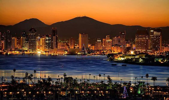 San Diego is Paradise.  photo by Jim Grant