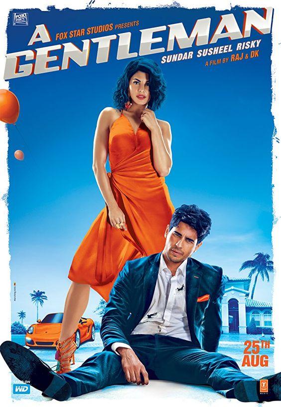 A Gentleman (2017) DVDRip