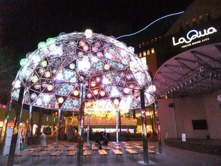 Tokyo Dome City Winter Illumination 2011-2012(2)