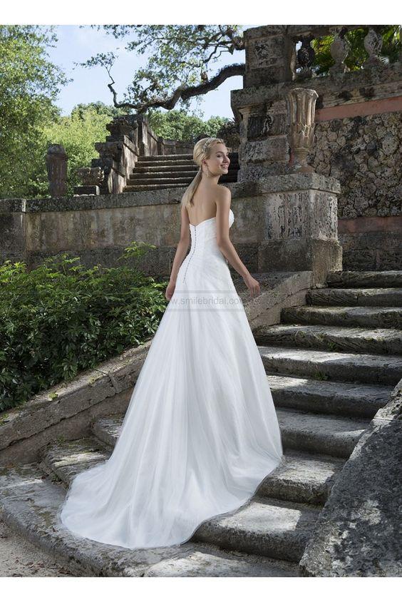 Sincerity Bridal Wedding Dresses Style 3895