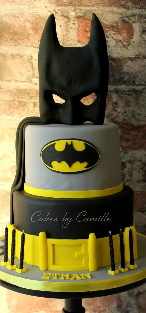 8 best Super Hero Cakes images on Pinterest Cake Desserts and