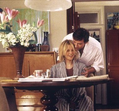 Kate and Leopold. Leopold made breakfast.