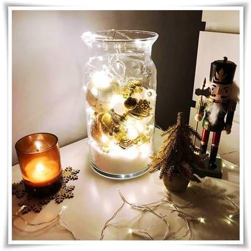 słoik szklany 30 cm