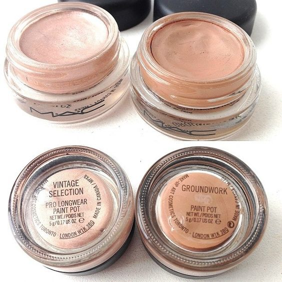 Vintage paint and mac paint pots on pinterest for Mac paint pot groundwork