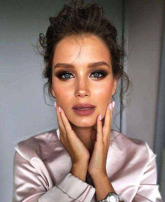 Makeup @veronika_belyanko Md @masha_lobanovaa #inbeautmag #makeuplooksnatural