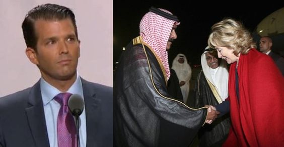 Donald Trump Jr. Delivers TRUTHBOMB – Explains that Hillary Wants to Shut Down Coal Mines to Benefit the Saudis (9/15/16)