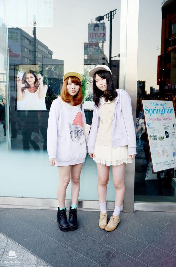 HARAJUKU GIRLS !!!!!!!