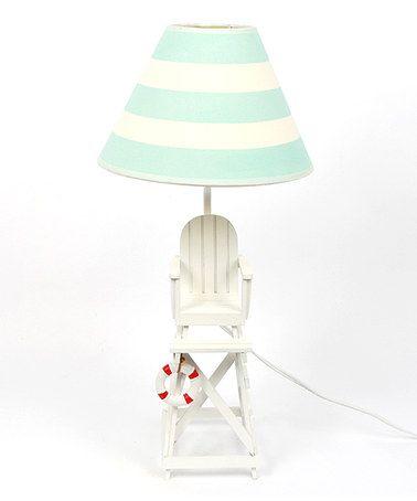 lifeguard lamp sets ps tables set of table lamps beach house decor. Black Bedroom Furniture Sets. Home Design Ideas