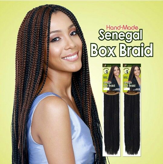 Crochet Box Braids Bobbi Boss : Hair Braiding Box Braids - Hair Style