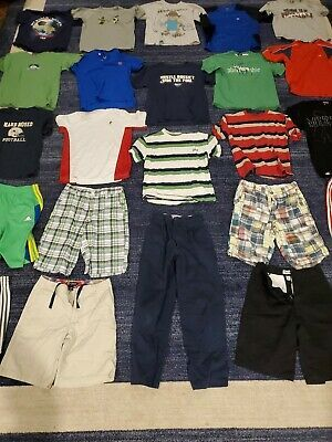Digno comunidad Melodramático  Sponsored)eBay - Lot Of 24 Boy's Shirts Shorts Medium 10 12 ABERCROMBIE NIKE  ADIDAS in 2020   Boys shirts, Shirts, Abercrombie