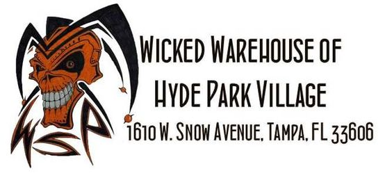 The Wicked Warehouse of Hyde Park Village opens at 1610 W. Snow Avenue on September 27. Ghouls, ghosts and other creatures will swarm the warehouse to terrify those who dare in the 7,000 sq. ft. maze and ever changing rooms! The site was once home to a retail store, but now houses a pitch-black labyrinth filled with unseen spooks from every angle. Will you last long enough to make an escape? Admission is $10. Visit, http://www.hydeparkvillage.net/eventscalendar/41548 for Haunt Dates + Times.
