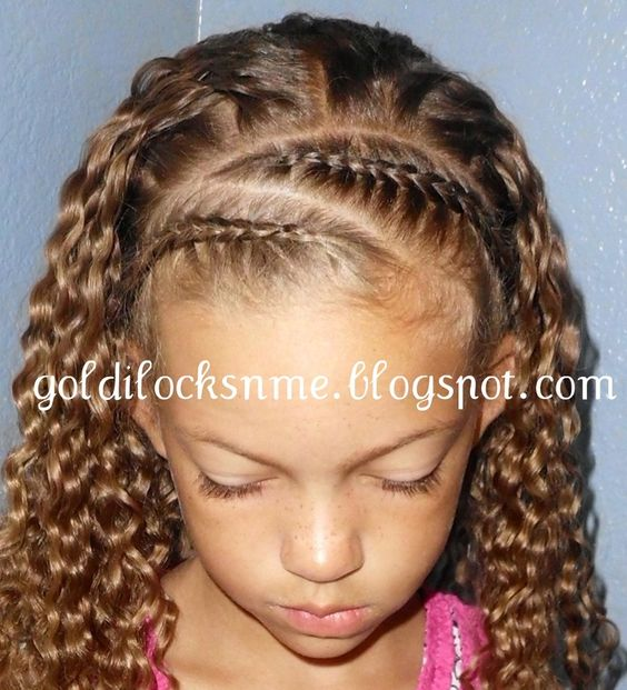 mixed hair braid styles braided front the hair says it 2761
