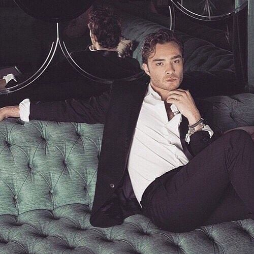 Chuck Bass is Awesome : Photo