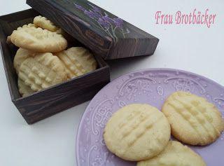 Frau Brotbäcker: Vanillekekse
